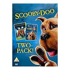 DVD - Scooby Doo/Scooby Doo 2   Monsters Unleashed DVD