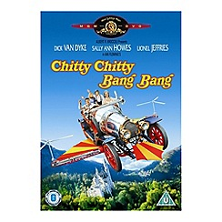 DVD - Chitty Chitty Bang Bang