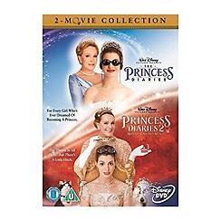 DVD - Princess Diaries/The Princess Diaries 2   Royal Engagement DVD
