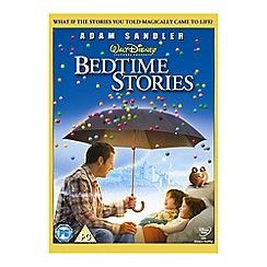 DVD - Bedtime Stories