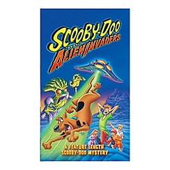 DVD - Scooby Doo And The Alien Invaders DVD