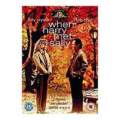 DVD - When Harry Met Sally DVD
