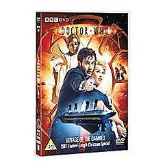 DVD - Doctor Who   Voyage Of The Damned DVD