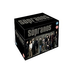 DVD - Sopranos   Complete Series 1 6 DVD
