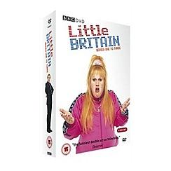 DVD - Little Britain   Series 1 3 DVD