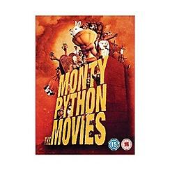 DVD - Monty Python   The Movies DVD