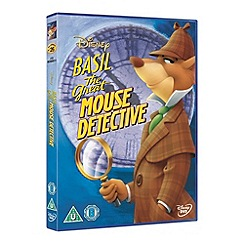 DVD - Basil The Great Mouse Detective