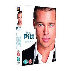 DVD - Brad Pitt Collection   Mr And Mrs Smith/Kalifornia/Fight Club/Thelma And Louise DVD  DVD
