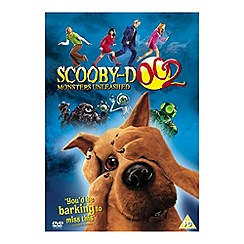 DVD - Scooby-Doo 2 - Monsters Unleashed