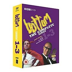 DVD - Bottom - Series 1 To 3