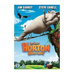 DVD - Horton Hears A Who! DVD
