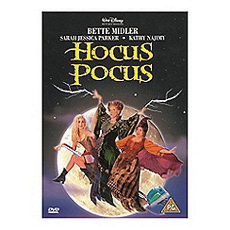 DVD - Hocus Pocus