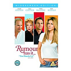DVD - Rumour Has It