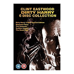 DVD - Dirty Harry Collection