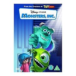 DVD - Monsters, Inc.