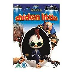 DVD - Chicken Little