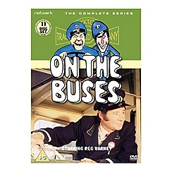 DVD - On The Buses: The Complete Series