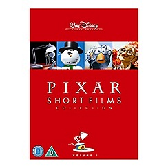 DVD - Pixar Short Films Collection