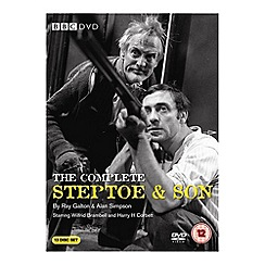 DVD - Steptoe And Son - The Complete Series With Specials