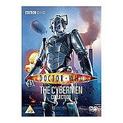 DVD - Doctor Who   The Cybermen Collection DVD