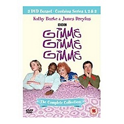 DVD - Gimme, Gimme, Gimme - The Complete Boxset