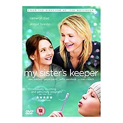 DVD - My Sister's Keeper DVD
