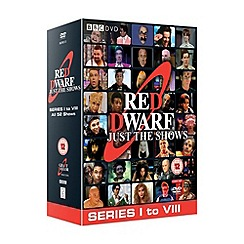 DVD - Red Dwarf   Just The Shows DVD