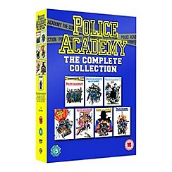 DVD - Police Academy 1-7 - The Complete Collection