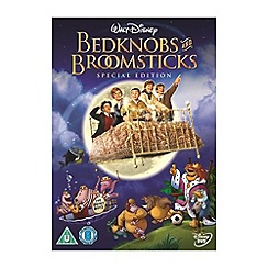 DVD - Bedknobs And Broomsticks DVD