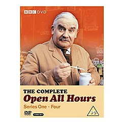 DVD - Open All Hours - Series 1-4