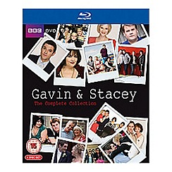Blu-Ray - Gavin And Stacy   Series 1 3 And 2008 Christmas Special Blu Ray