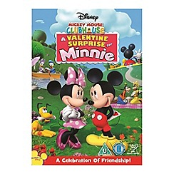 DVD - Mickey Mouse Clubhouse: A Valentine Surprise For Minnie