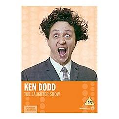 DVD - Ken Dodd - The Laughter Show