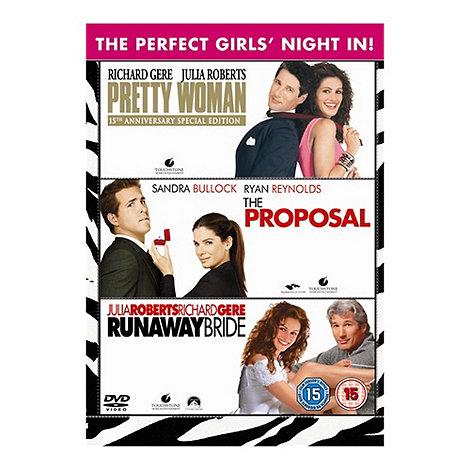 DVD - Girls Night In (The Proposal)