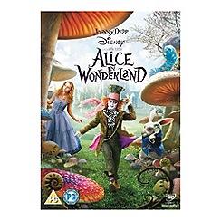 DVD - Alice In Wonderland