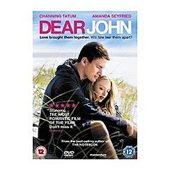 DVD - Dear John DVD