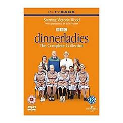 DVD - Dinnerladies   Series 1 & 2 DVD