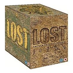 DVD - Lost - Seasons 1-6