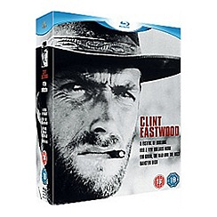 Blu-Ray - Clint Eastwood Collection Blu Ray