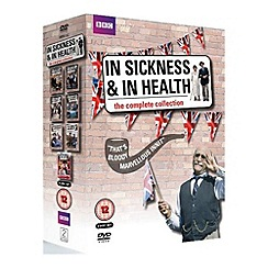 DVD - In Sickness & In Health - Series 1-6