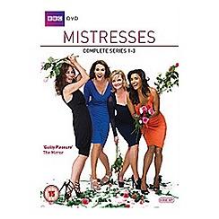 DVD - Mistresses   Series 1 3 DVD
