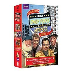 DVD - Only Fools And Horses - Series 1-7