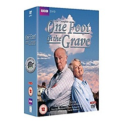 DVD - One Foot In The Grave - Complete Series 1-6
