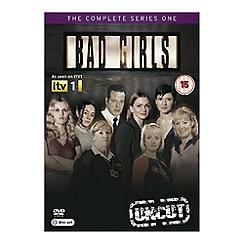 DVD - Bad Girls - Series 1