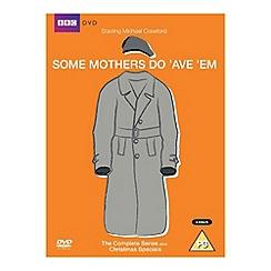 DVD - Some Mothers Do Ave Em - Series 1-3 (Plus Xmas Specials)