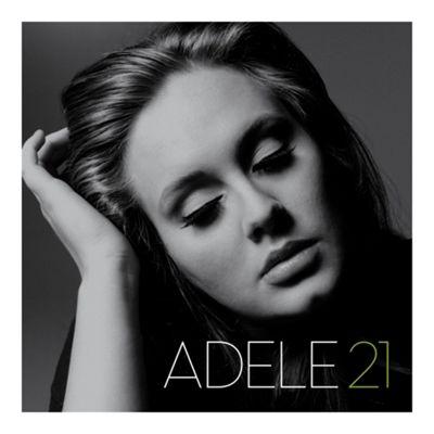 CD Adele - 21 - . -