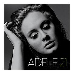 CD - Adele - 21