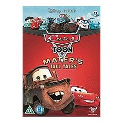 DVD - Cars Toon - Mater's Tall Tales