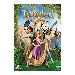DVD - Disney Tangled DVD