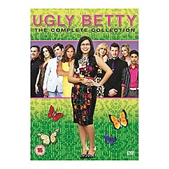 DVD - Ugly Betty - Complete Seasons 1-4
